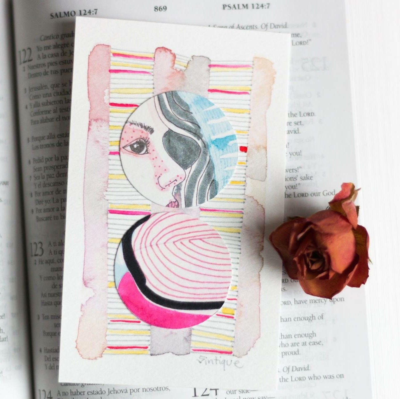 Unique bookmark! Check out my others new items 💝