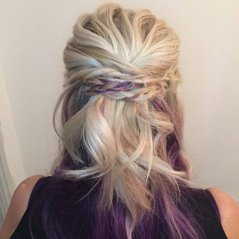 Pin On Bohomian Hair Style
