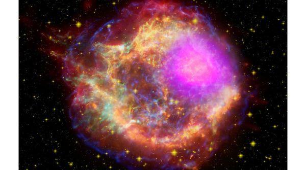 Il resto di supernova Cassiopea A