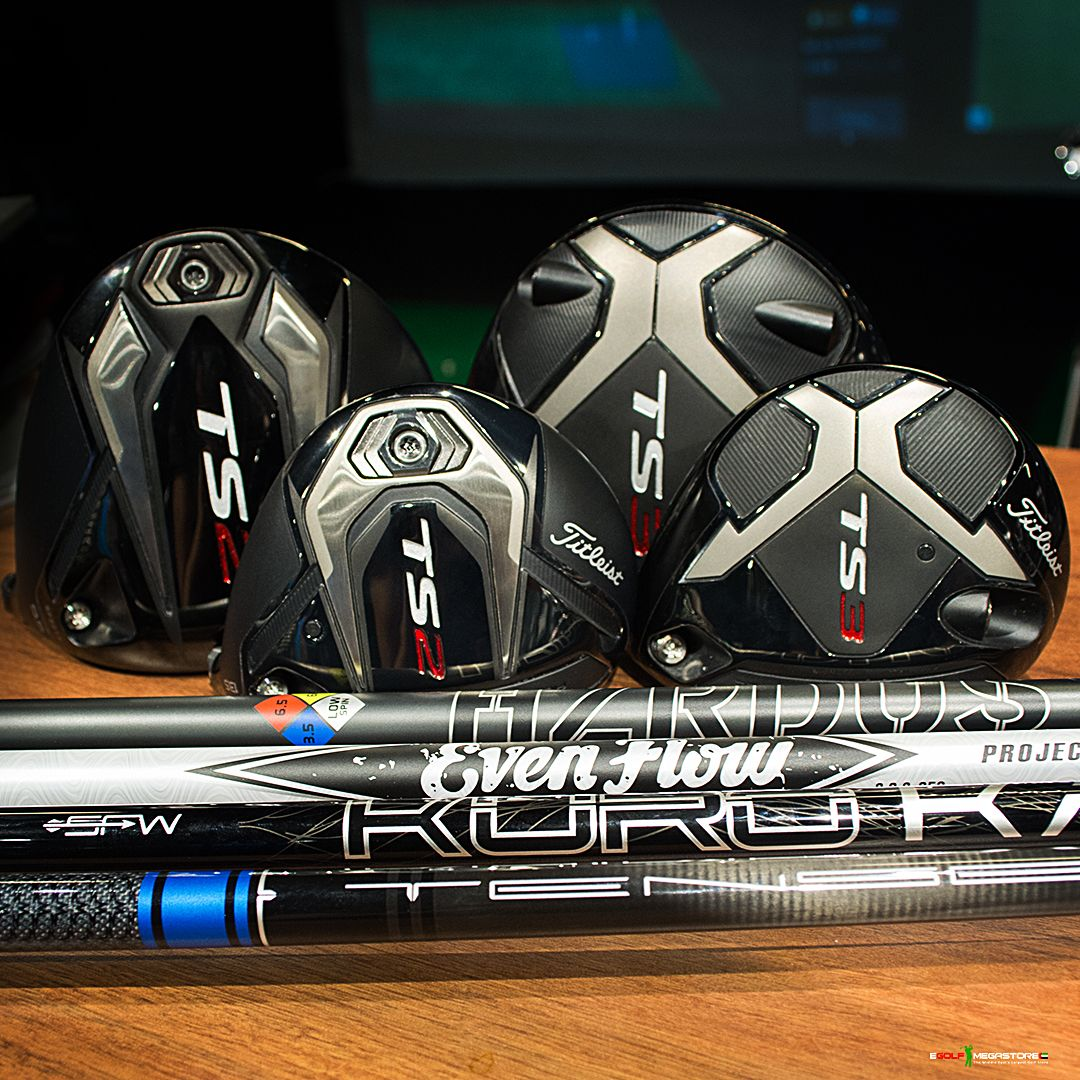 It's YOUR turn to experience #Titleist #TSProject