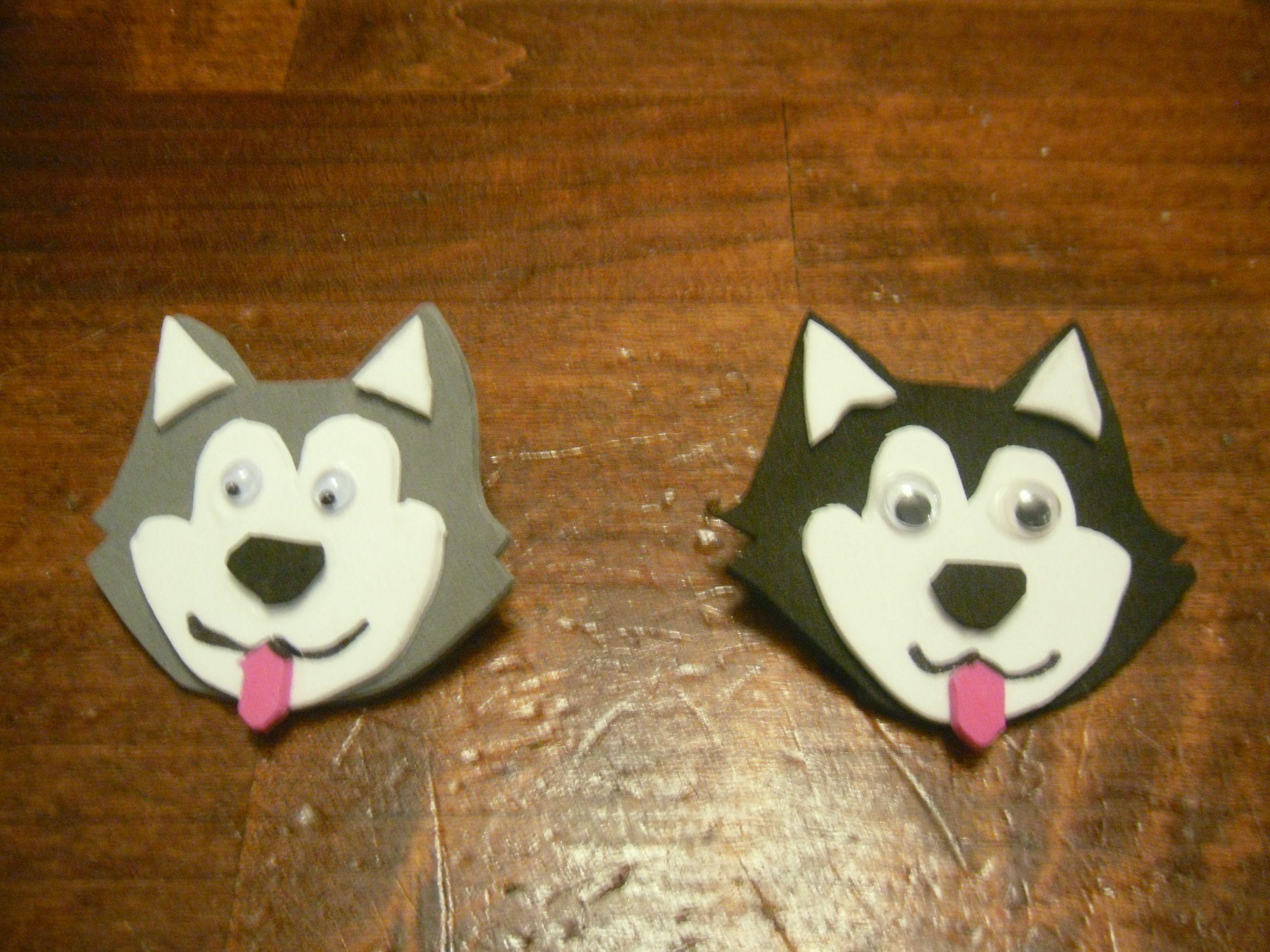 Sled Dog Swaps For Winter Wonderland Camp Theme
