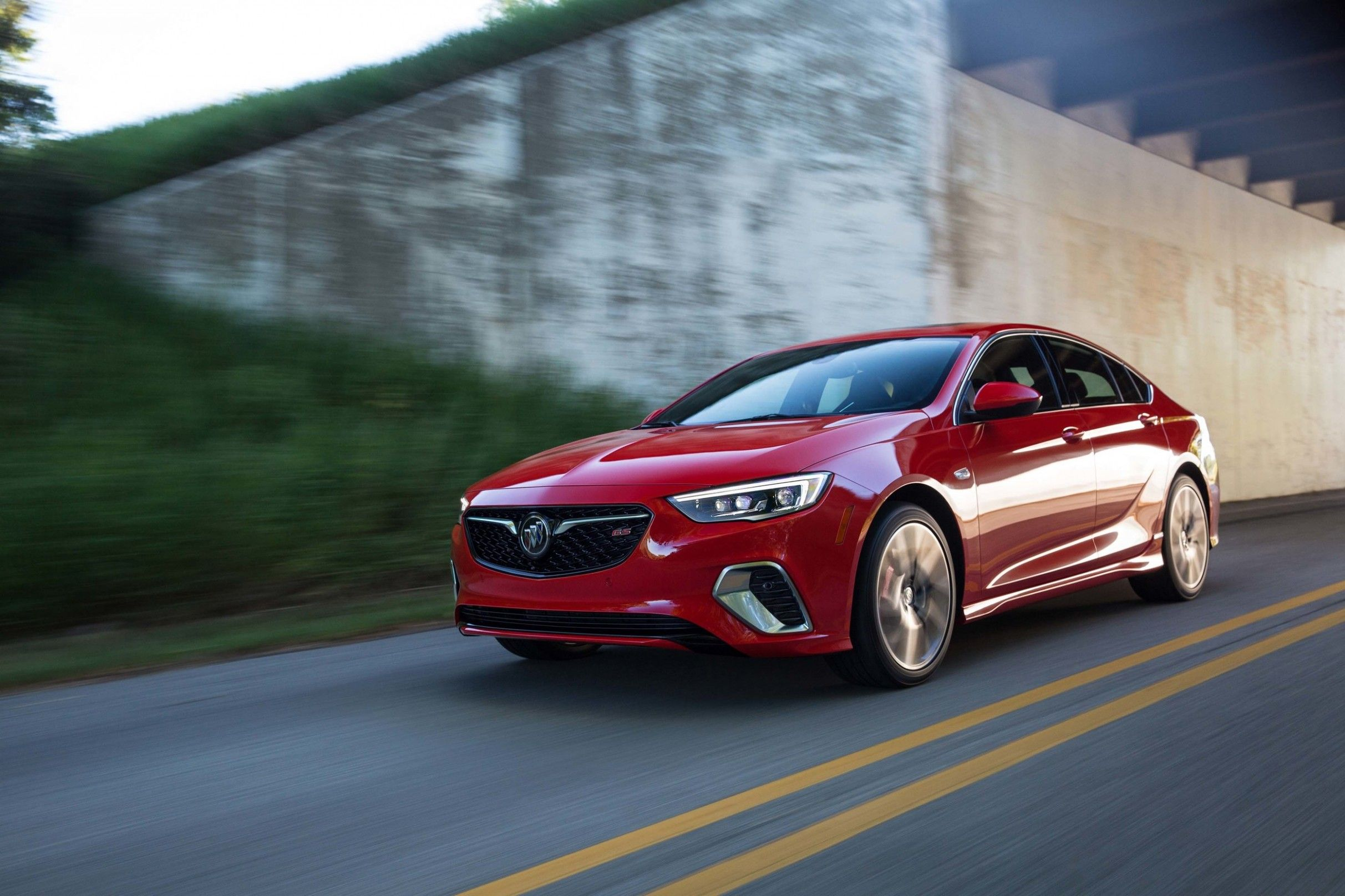 2021 buick regal gs coupe images  buick regal buick