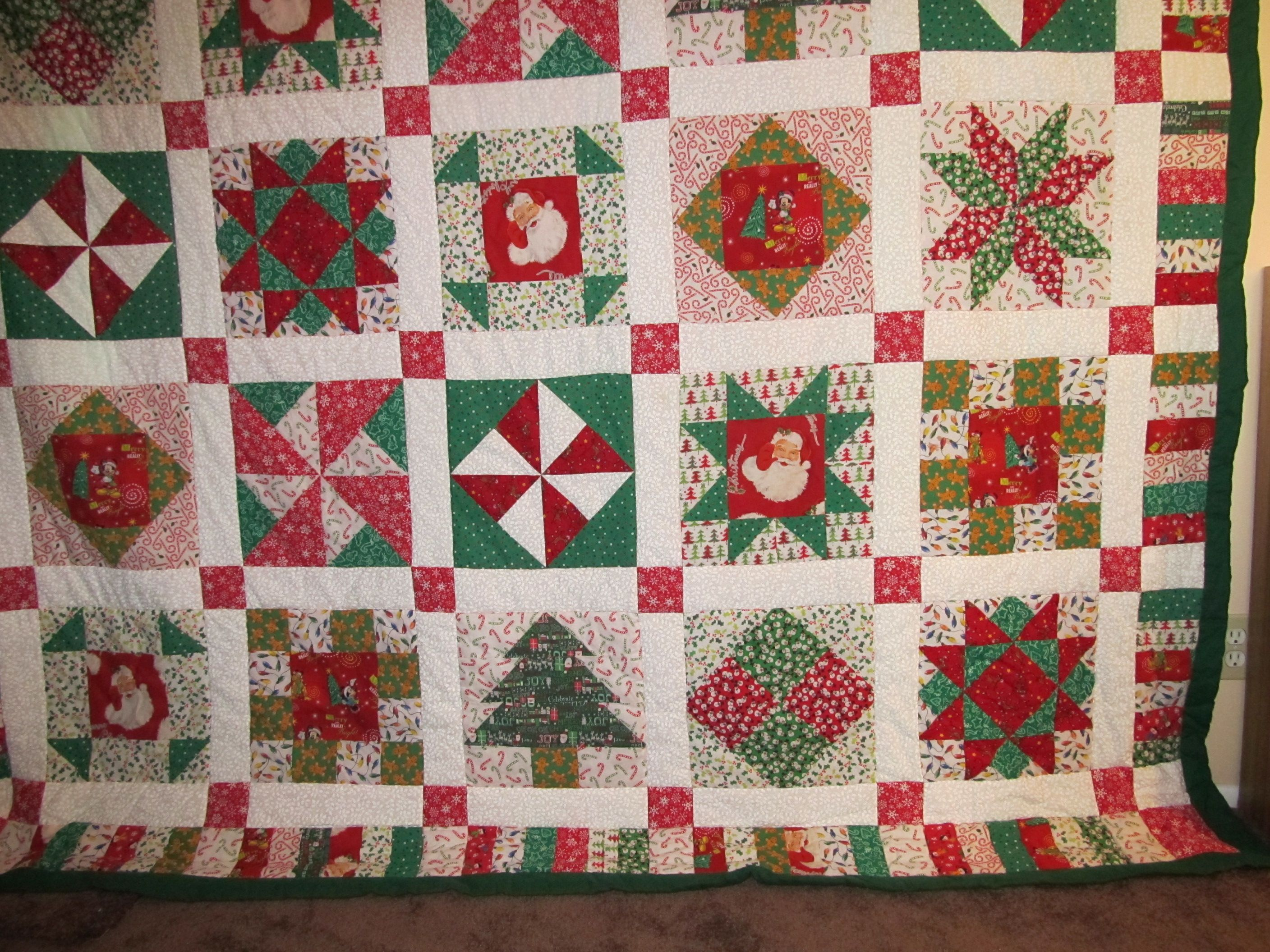 quilts with asked quilt belt for trunk the frances members august meeting what this program was sharing bring quilters show people to christmas a pine beautiful their several