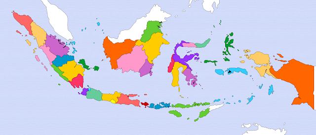 Peta indonesia ukuran besar lengkap dengan vektor, ukuran besar,. Tugas Ppkn Peta Buta 34 Provinsi Indonesia In 2021 Peta Kartu Catatan Sketsa
