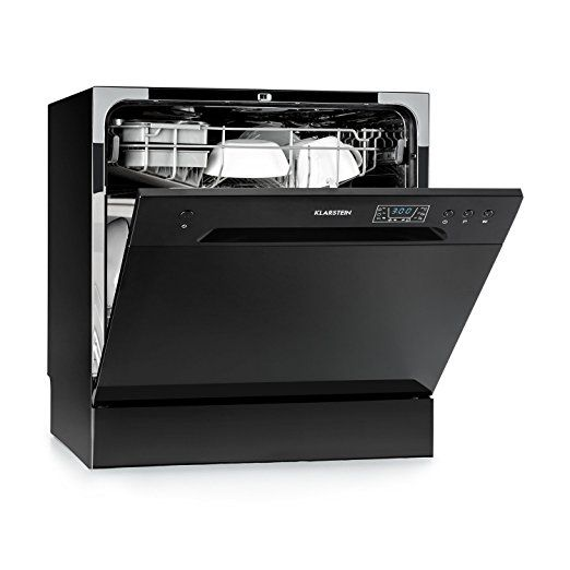 Klarstein Amazonia 8 • Geschirrspülmaschine • Mini