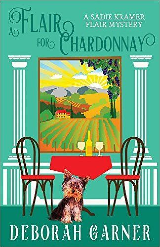 Amazon.com: A Flair for Chardonnay (9780996044950): Deborah Garner: Books