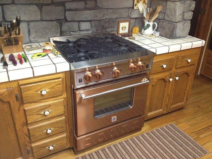Incredible Kitchens, Appliances Kitchens, Copper Appliances ...
