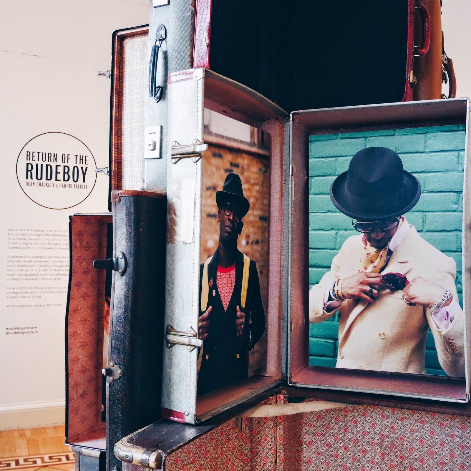 Biscuit Bureau: Return of the Rudeboy, Somerset House