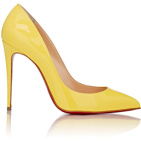 yellow sole shoes christian louboutin
