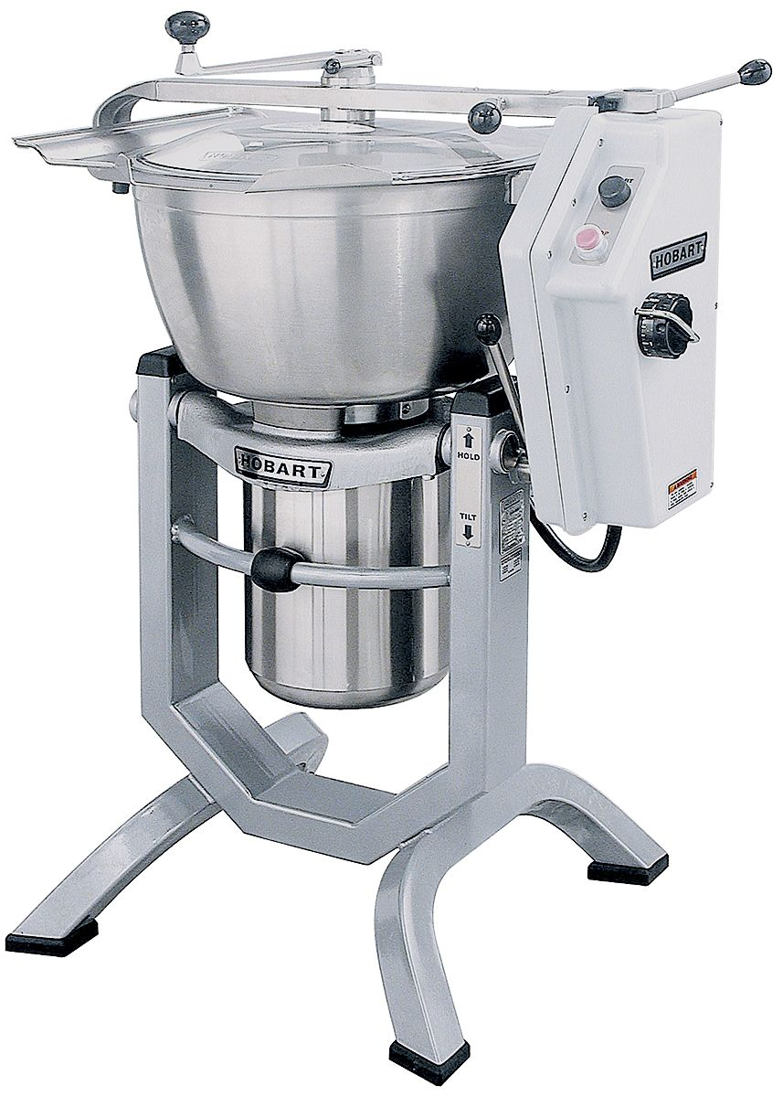 Hobart HCM450 Cutter-Mixer: Cut, mix and blend in seconds 45-quart ...