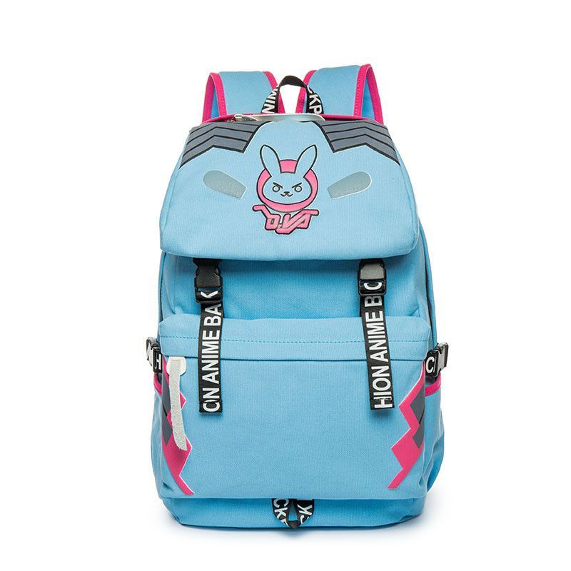 Gender: Unisex Pattern Type: Print Style: Fasion Type: Laptop Backpack Material: Canvas Closure Type: Zipper Style: Backpacks Package Size: 40cm x 50cm x 10cm (15.75in x 19.69in x 3.94in)