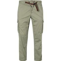 Pepe Jeans Herren Hose Cargo, Regular Fit, Baumwolle, olivgrün Pepe Jeans