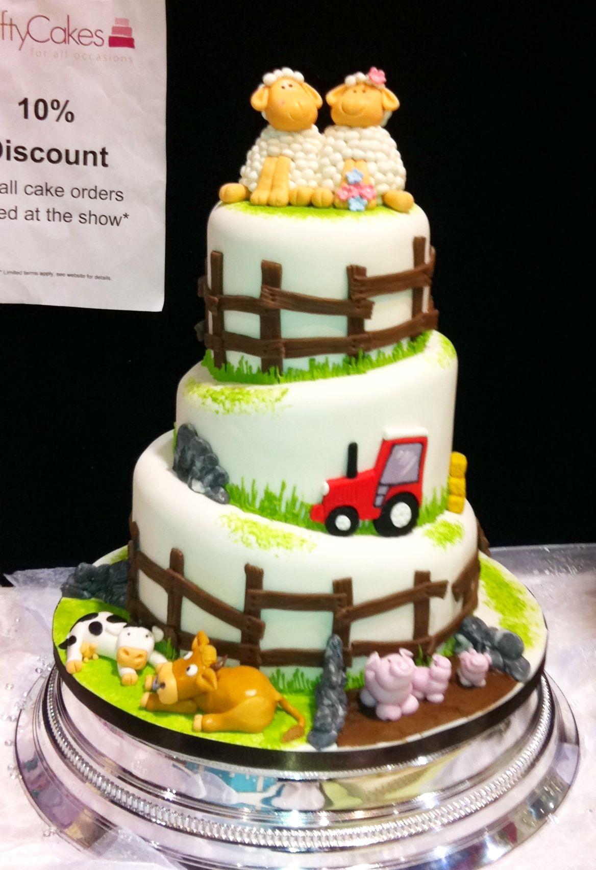 Farmers Wedding Cake Love It Cake Ideas Pinterest Farmers