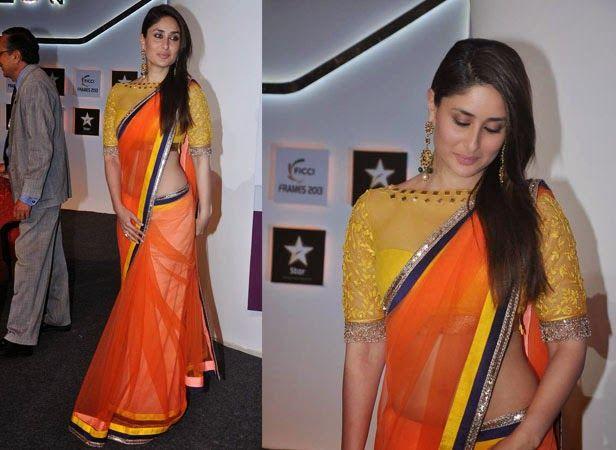 e5a9ae0f82bbb 10 Latest Boat Neck Blouse designs by Bollywood Divas - FashionPro