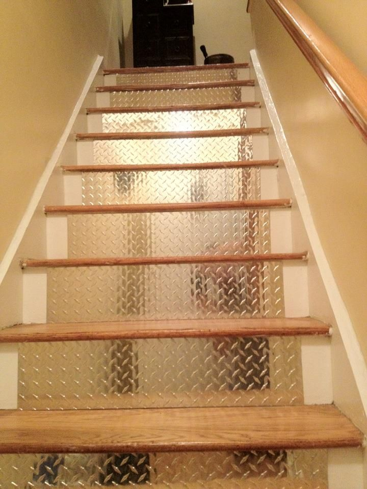 Basement Stairs Ideas Diy Staircase Makeover