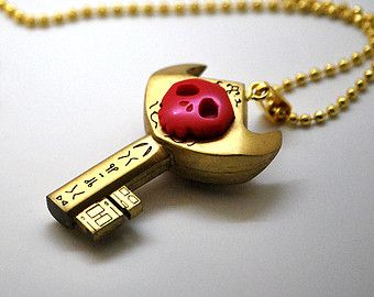 Boss key legend of zelda ocarina of time 3ds necklace pendant boss key legend of zelda ocarina of time 3ds necklace pendant aloadofball Choice Image