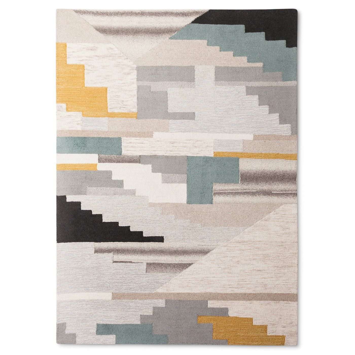 Abstract Tufted Area Rug Project 62 Image 1 Of 2 378 9x12 Area Rugs Target Rug