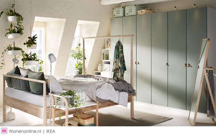 IKEA - Ikea slaapkamer, Ikea en Slaapkamer