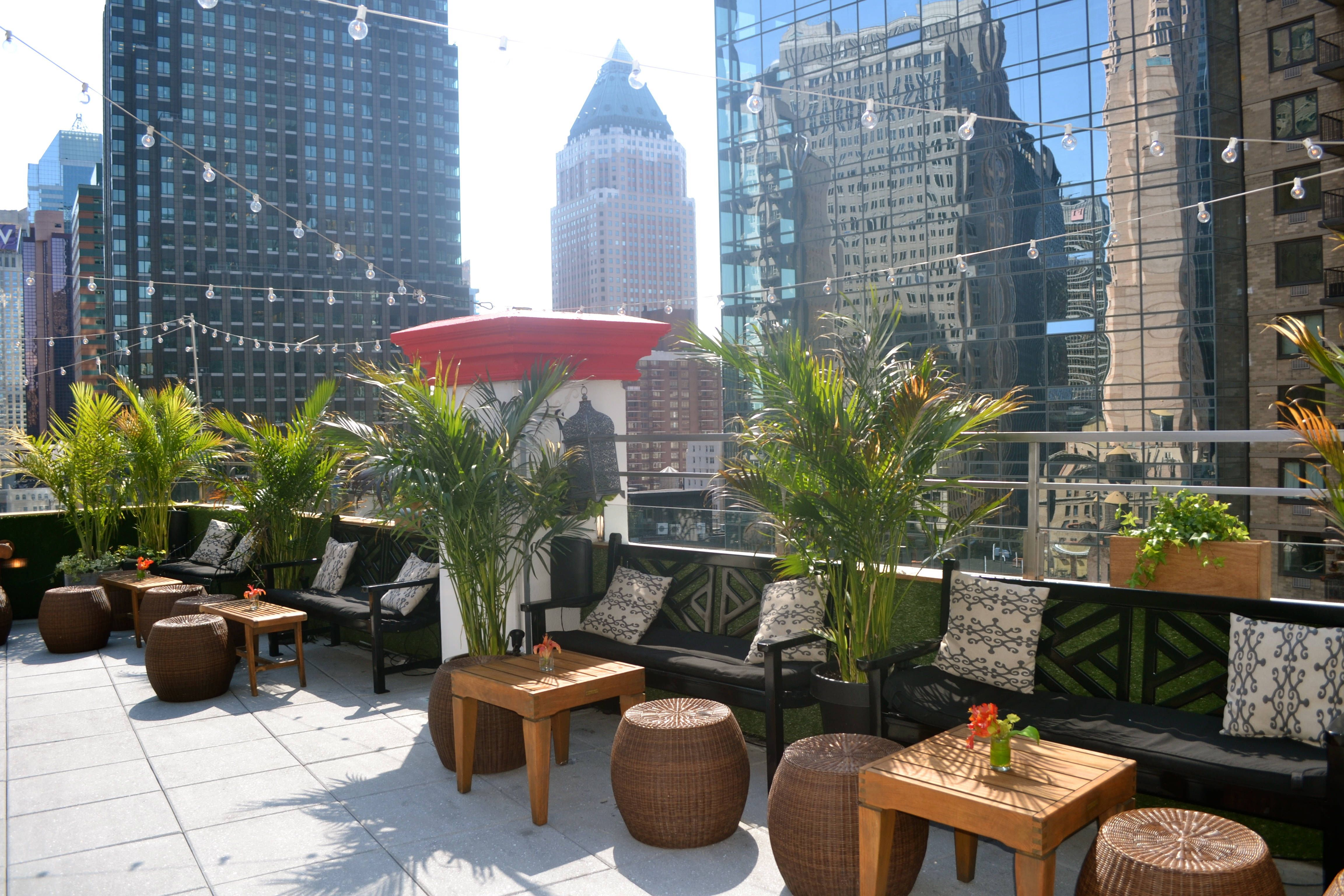 Monarch Rooftop Lounge NYC