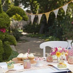 Cottage Floral Party
