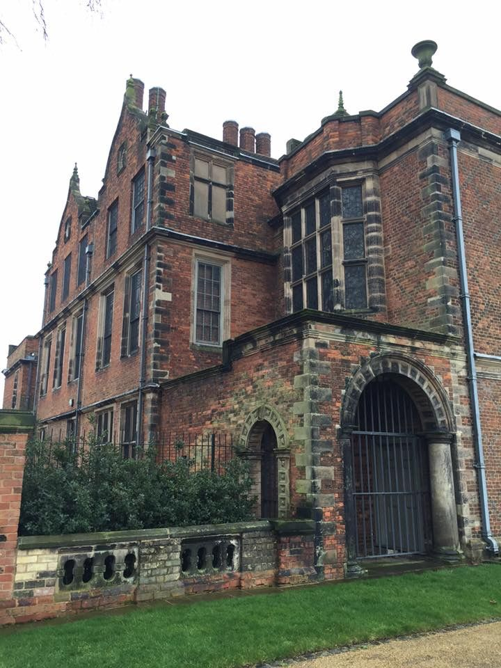 ASTON HALL in Aston Birmingham England. (With images
