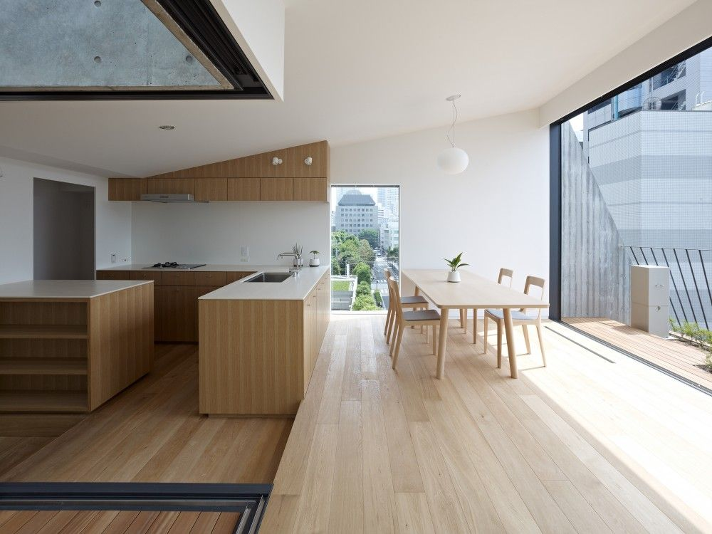 Grass Building Ryo Matsui Architects Building Wood