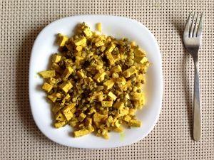 Skvelé raňajky s tofu a mungo