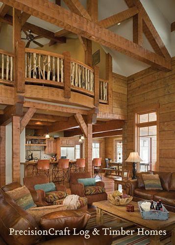 Sensational Custom Design Timber Frame Home And Log Home Hybrid In 2019 Download Free Architecture Designs Ferenbritishbridgeorg