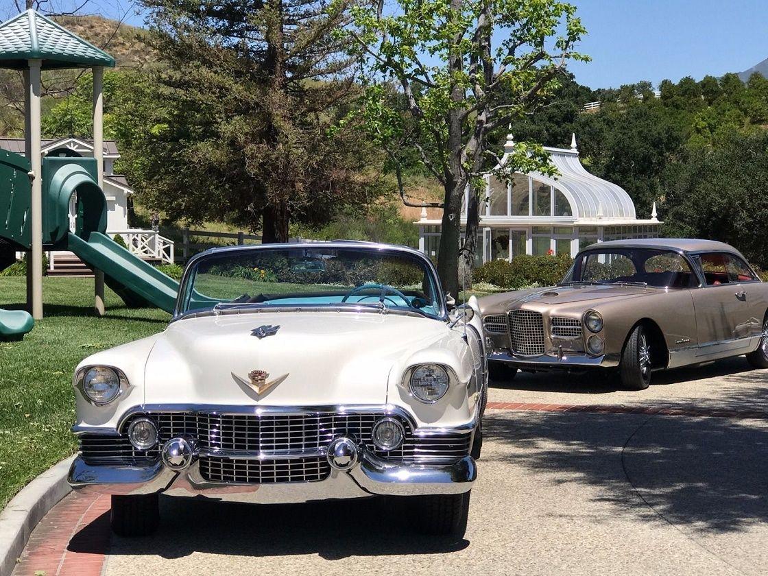 Beautiful 1954 Cadillac El Dorado Convertible Classic Car Malibu