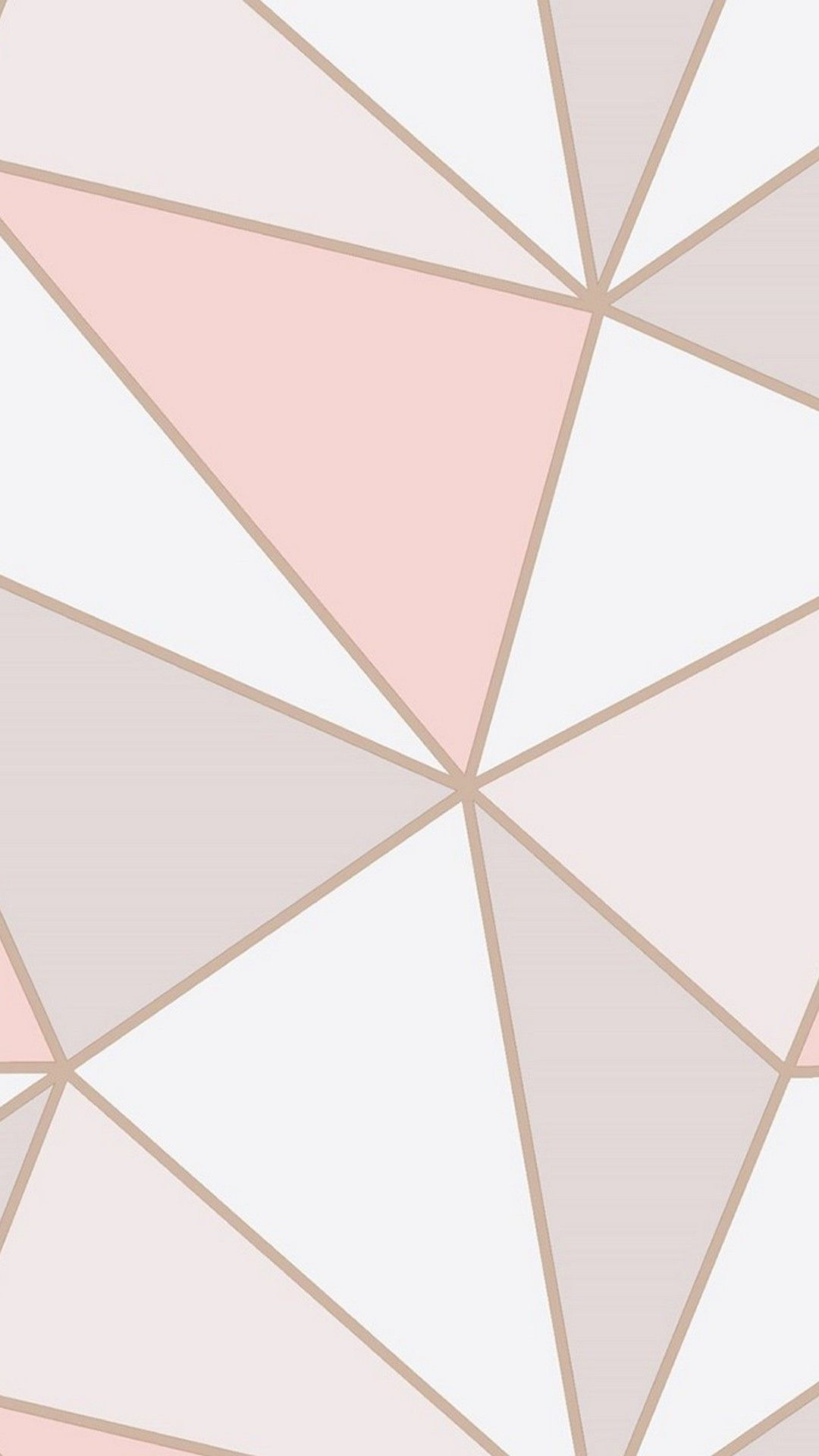 Geometric Grey And Rose Gold Background In 2020 Gold Wallpaper Iphone Gold Wallpaper Android Gold Wallpaper Hd