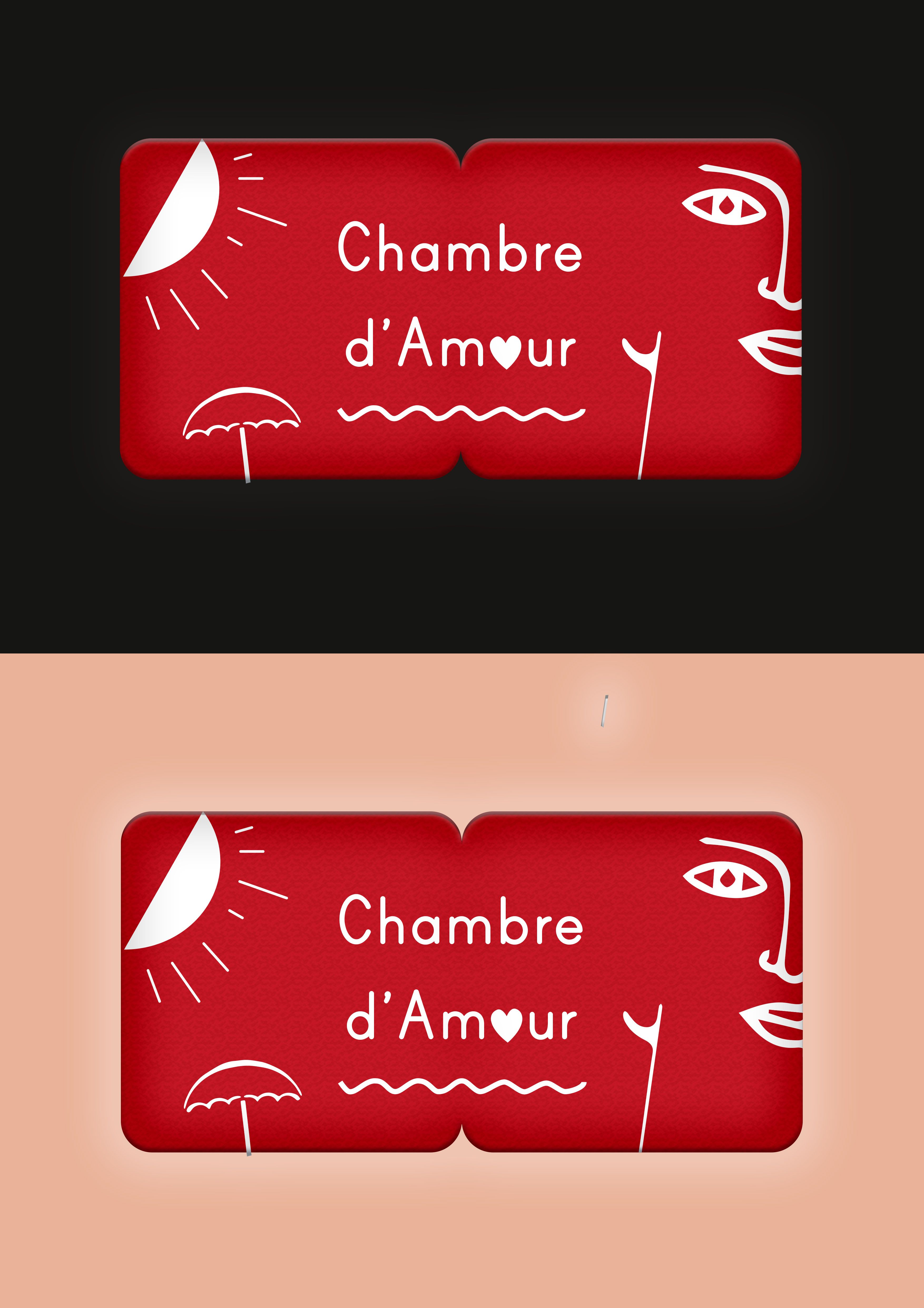 Chambre d amour Anglet Logo