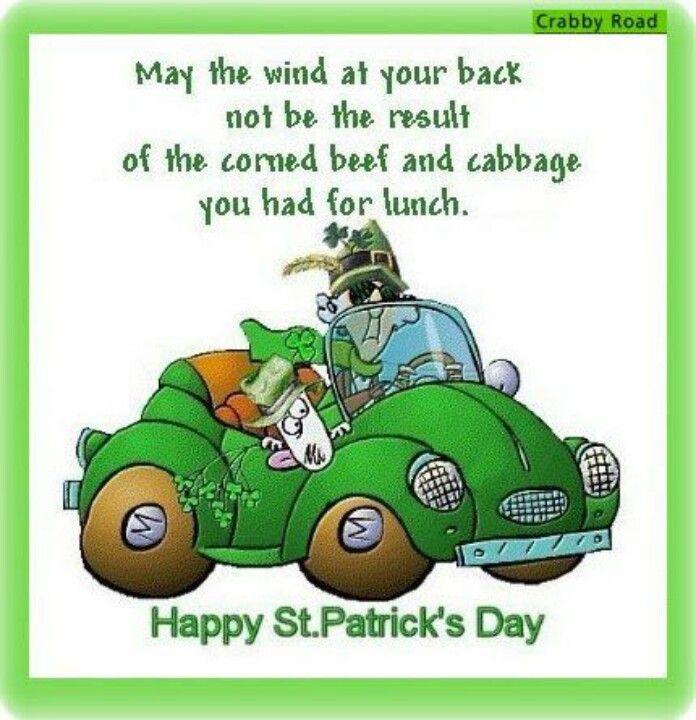 Funny St Patrickday Cartoons Bobbydaleearnhardt.com