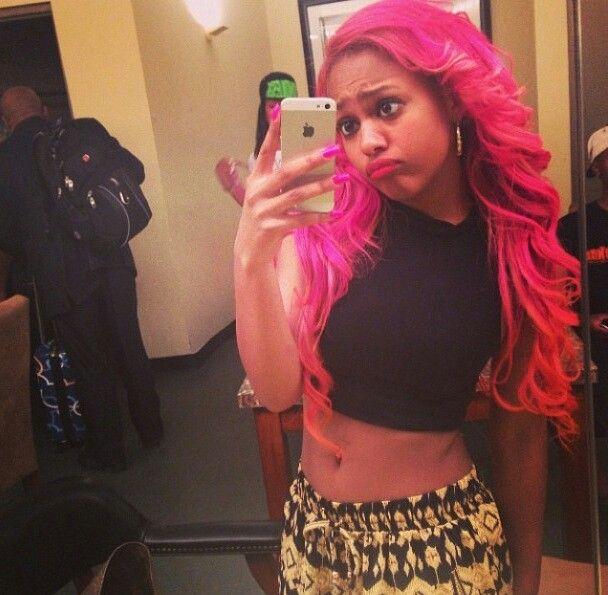 Bahja Rodriguez Bahja Pinterest Swag Baddie And Colored Hair