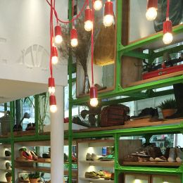 Outer. Shoes | Kube Arquitetura