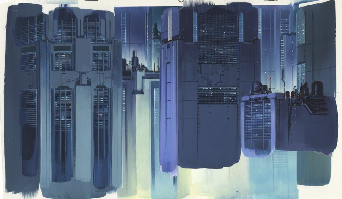 Anime architecture backgrounds of japan with images