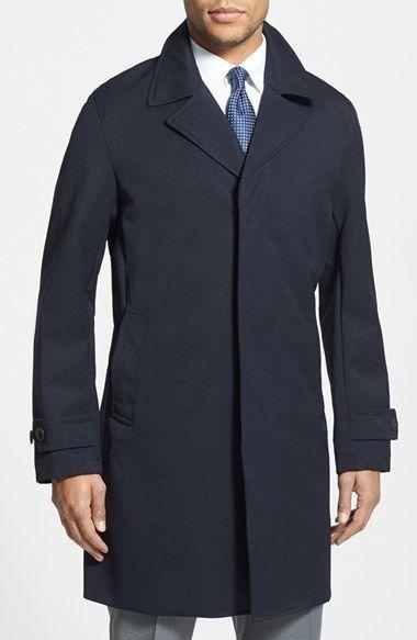 Michael Kors All Weather Raincoat Herren Regenjacke Regenmantel Manner Outfit