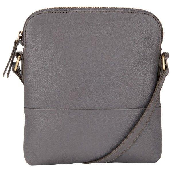 John Lewis Rolanta Crossbody Leather Bag 4 745 Rub Via Polyvore Featuring Bags Handbags