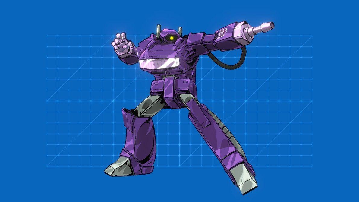Decepticon Shockwave From Transformers Devastation Game | Decepticon ...