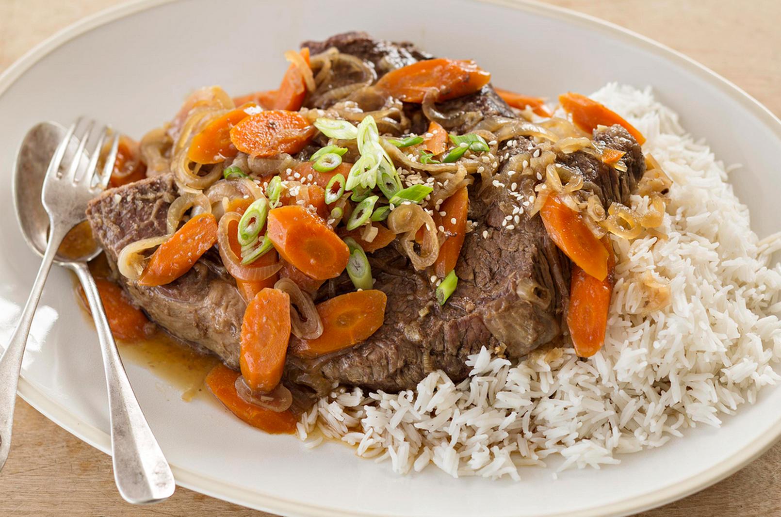 Asian-Style Pot Roast | Reynolds Brands | Recipe | Pot ...