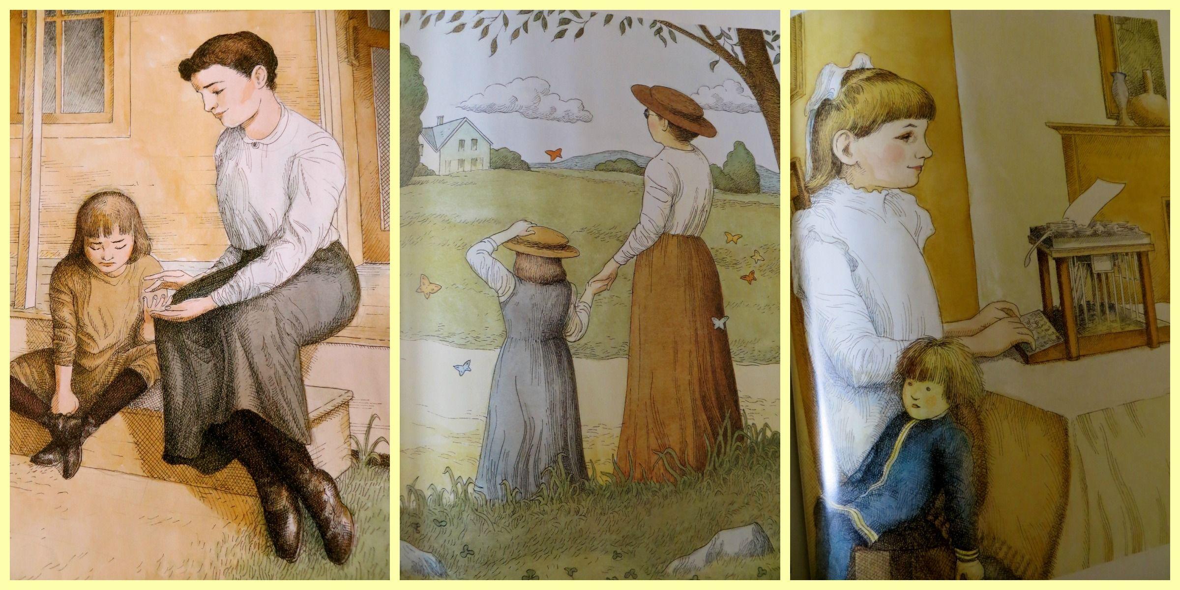 Annie And Helen Helen Keller Booklist And Activities