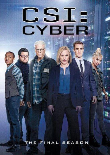 Csi Cyber The Final Season Cyber Human Personality Seasons