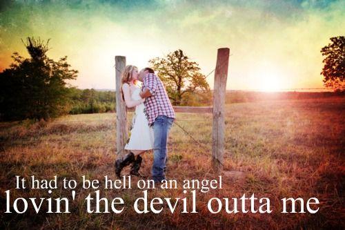 hell on an angel lyrics
