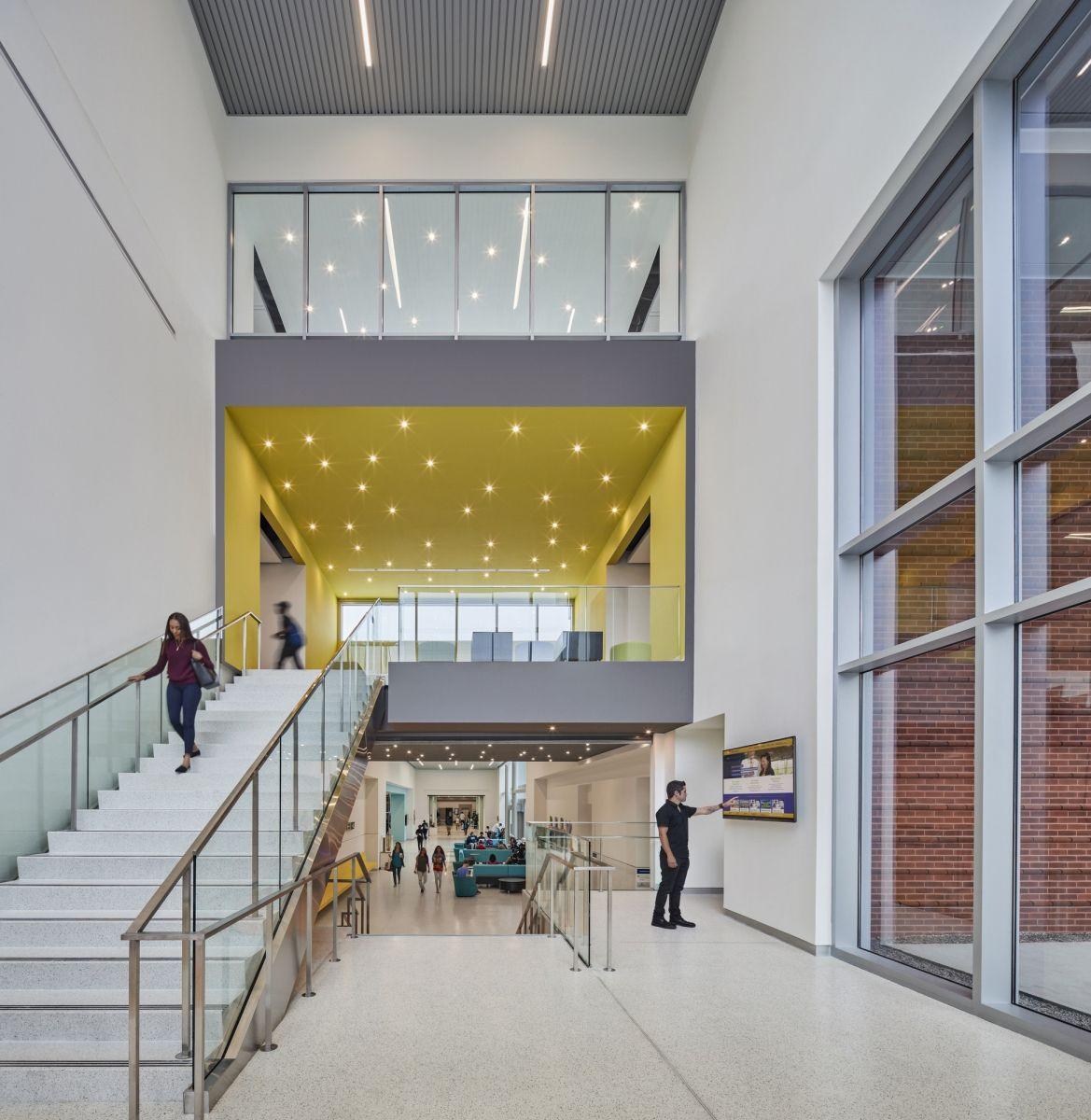 Lafayette Hall at Housatonic Community College Education Snapshots