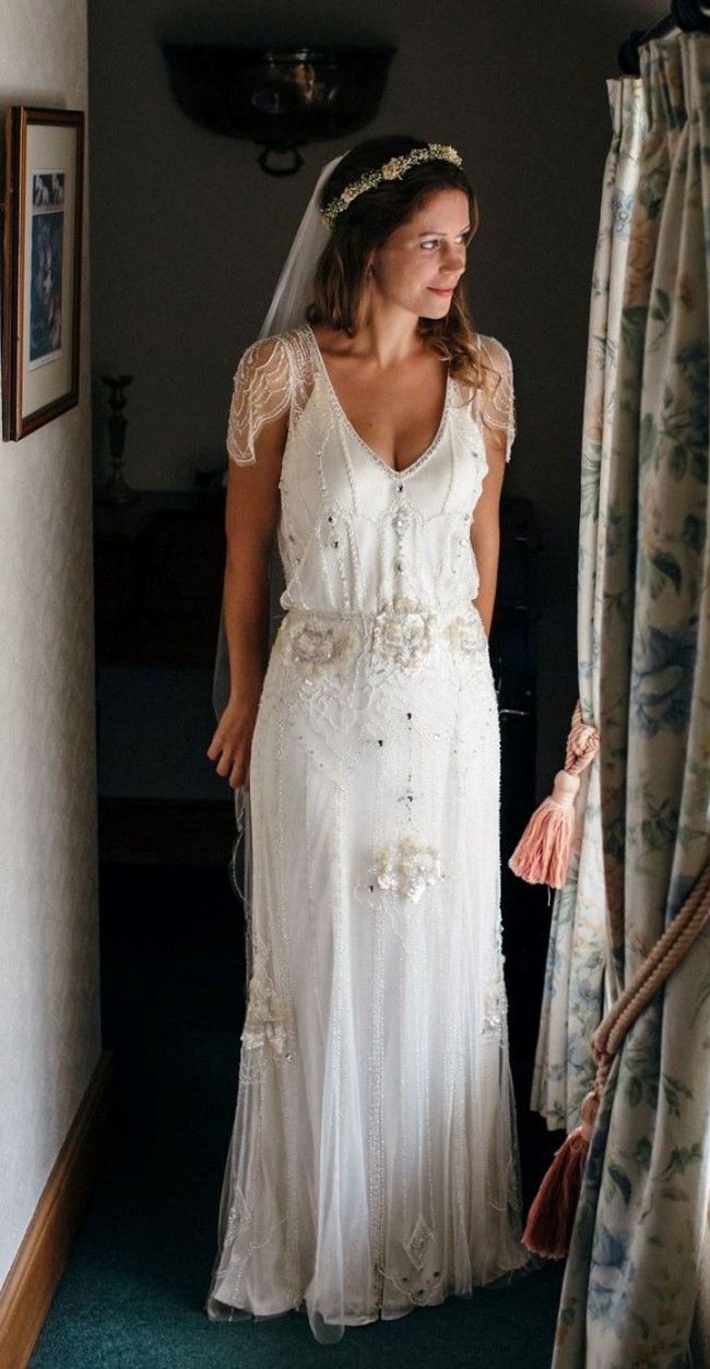 Jenny Packham Eden Ivory Wedding Dress Jenny Packham Wedding