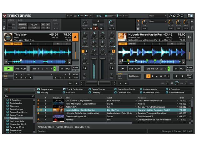 Virtual dj 8 full version free download for mac
