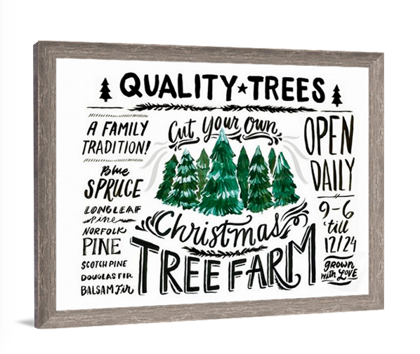 Christmas Tree Farm Sign Box Signs Sign Quotes How To Plan