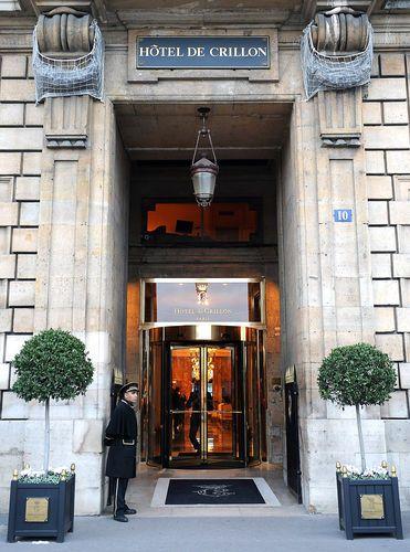 Ultimate Luxury in Paris - Hotel de Crillon