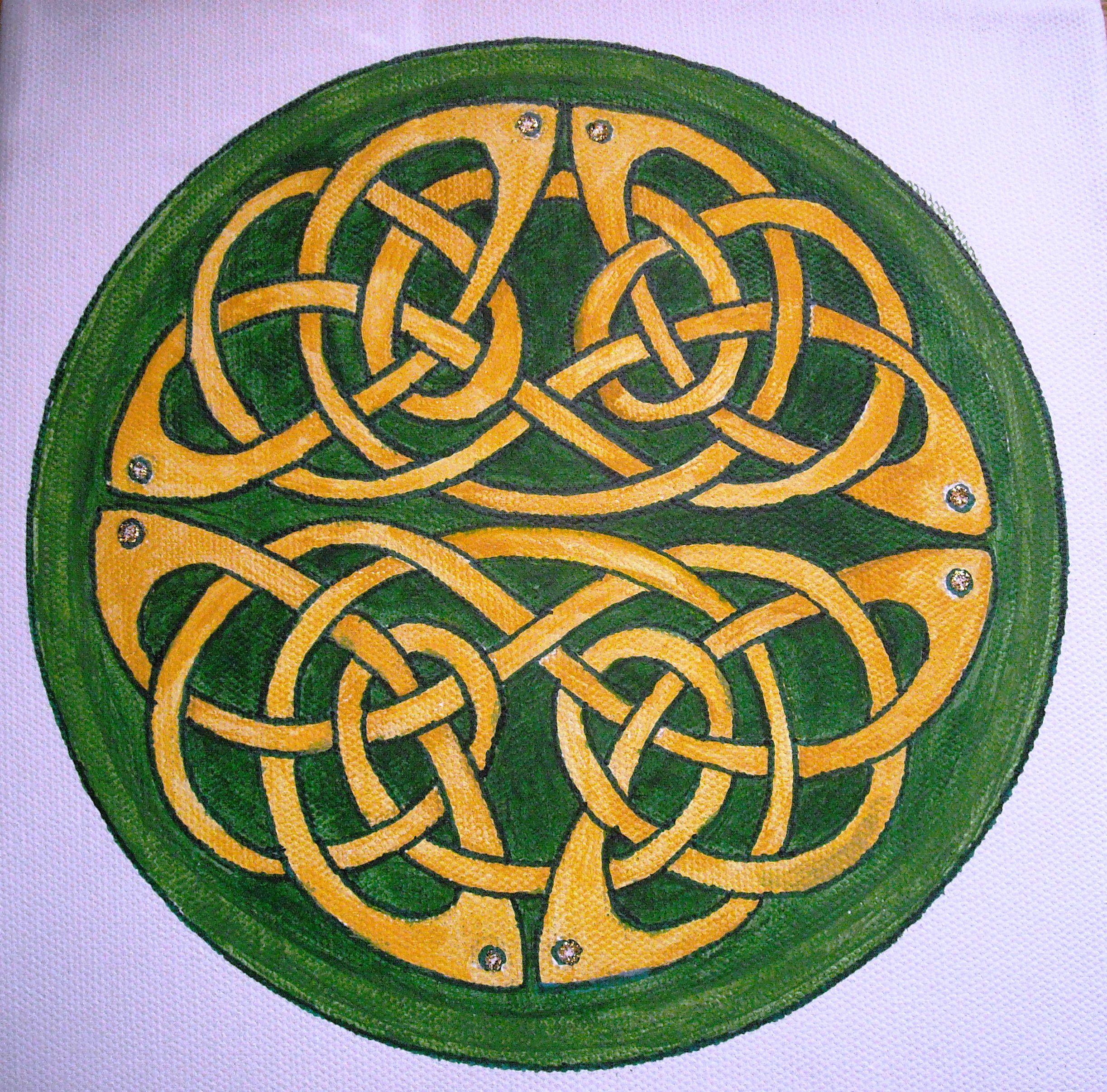 celtic knot   celtic creations   Pinterest   Nudos celtas, Celta y Nudo