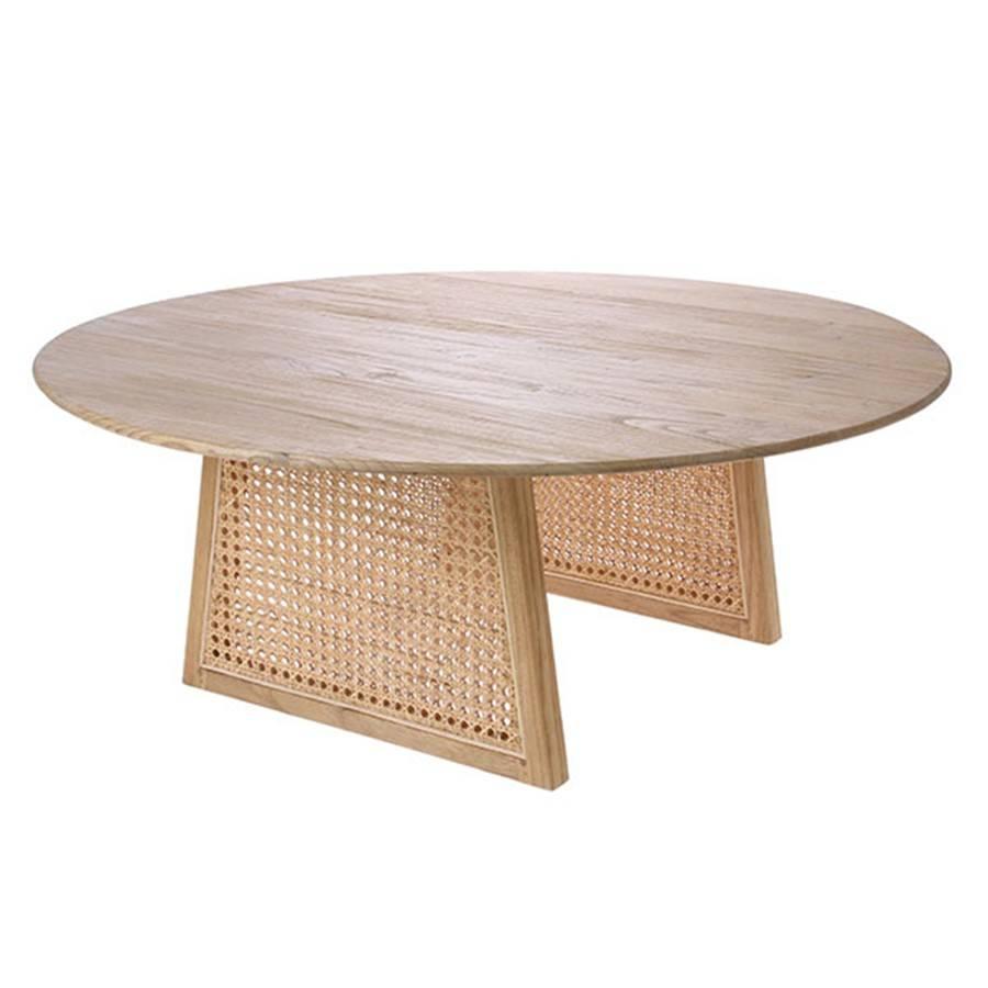 Hk Living Webbing Coffee Table O80xh30cm Hk Living In 2020