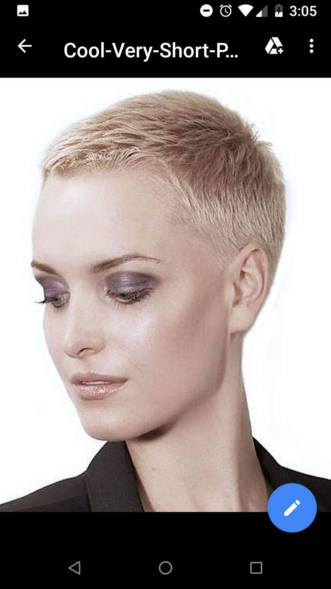 Pin by Louisa Webber on Hair Pinterest Pixies Short hair and